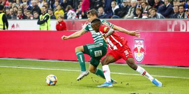 Die Bundesliga in Österreich steht vor dem Re-Start.