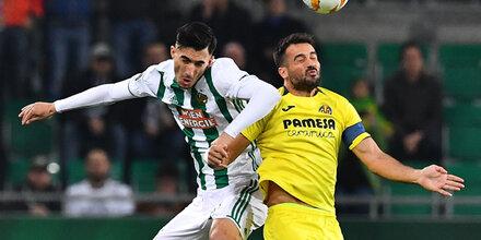 Rapid erkämpft sich Remis gegen Villarreal