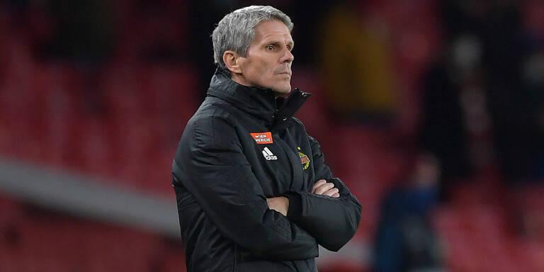 Rapid stellt Negativ-Rekord in Europa League auf