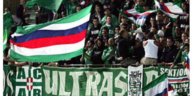 700.000 Österreicher sind Rapid-Fans
