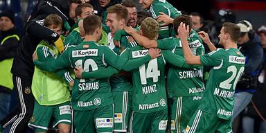 Tickets für Rapid - Schalke gewinnen