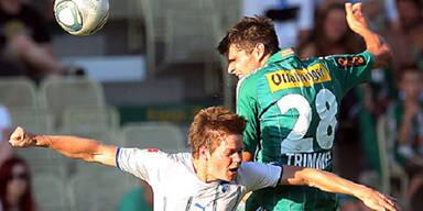 Rapid-Testspiel gegen Hoffenheim