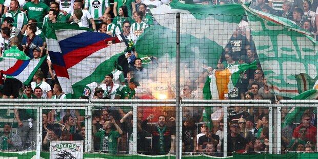 LASK verärgert Rapid-Fans vor Duell