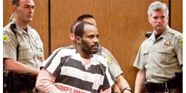 Rapper DMX muss drei Monate hinter Gitter
