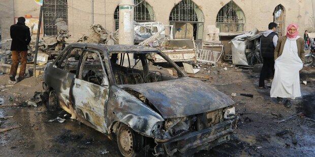 70 Tote bei Luftangriff auf ISIS-Hochburg