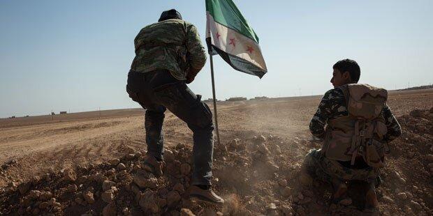 Offensive in IS-Hochburg Raqqa gestartet