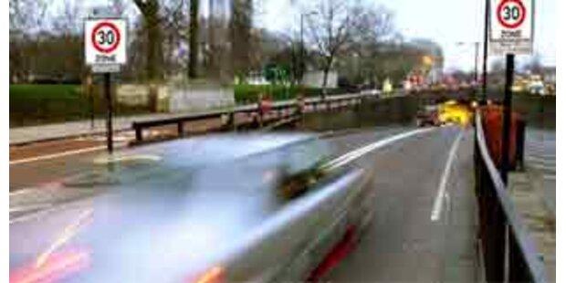 Rasen Hauptursache für tödliche Verkehrsunfälle