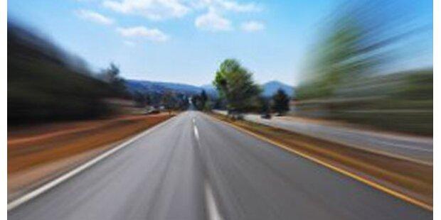 Mit 198 km/h über Inntalautobahn gerast