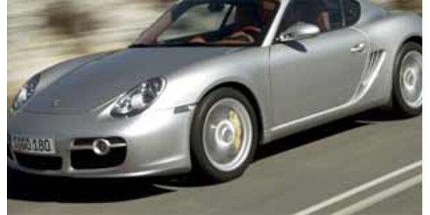 Drei rasende Luxus-Sportwagen von Polizei gestoppt