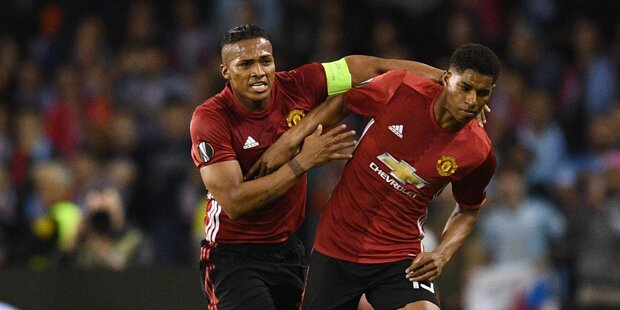Manchester kurz vor Finaleinzug