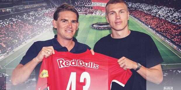 Salzburg verpflichtet Ajax-Youngster