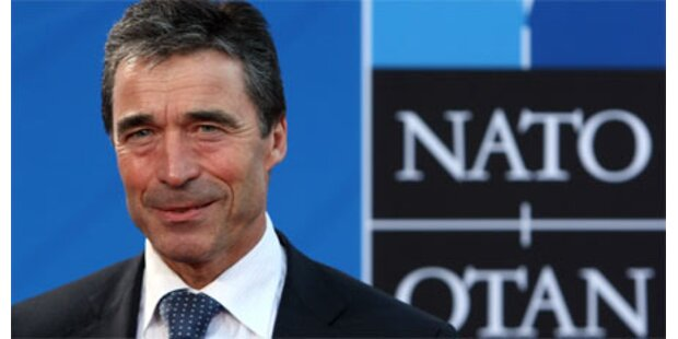 NATO-Gipfel einigte sich auf Rasmussen