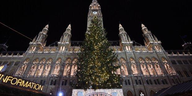 Welcher ist der schönste Christkindlmarkt Österreichs?