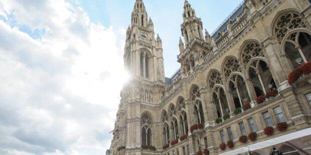 Wien hat 4,6 Mrd. Euro Schulden