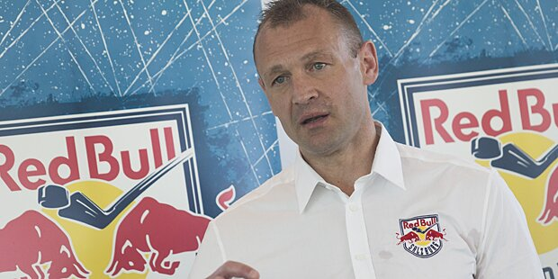Red Bull in der Champions Hockey League