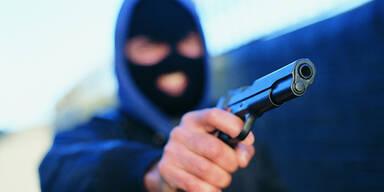 9 Jahre Haft wegen bewaffneter Raubüberfälle