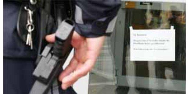Angestellter täuscht Überfall auf Handyshop vor