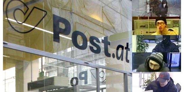 Postamt nächstes Opfer in Überfall-Serie