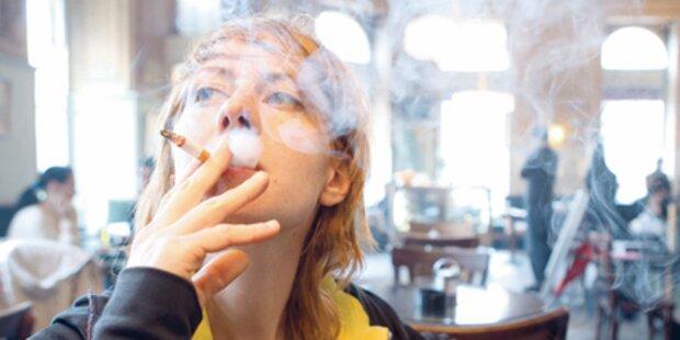 91 Prozent durch Rauch belastet