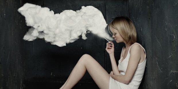 Das macht Rauchen mit dem Körper