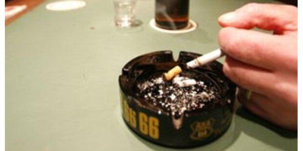 Ein Drittel für Rauchverbot in Speiselokalen