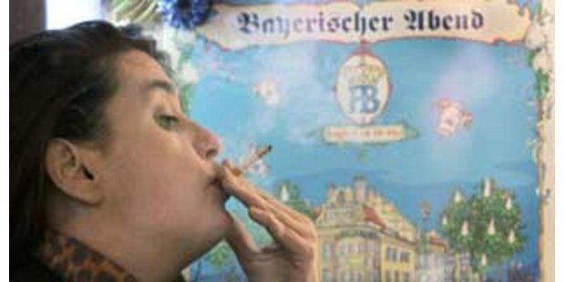 Bayerische Regierung will Rauchverbot nach Wahlschlappe lockern