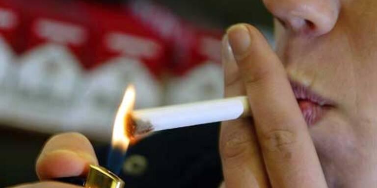 Weniger Kindergeld für Raucherinnen