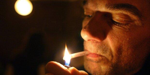 Rauchende Männer bauen schneller ab