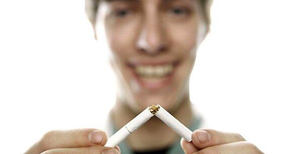 Endlich Nichtraucher ohne dicker zu werden
