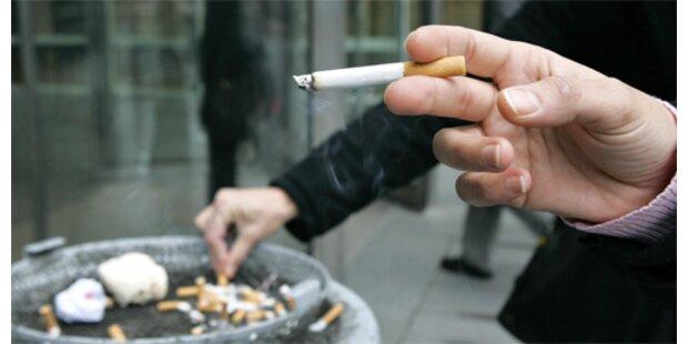 Bozen verbietet Rauchen im Freien