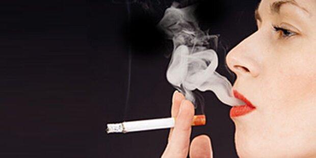 Schreckensbilder auf Zigarettenpackungen