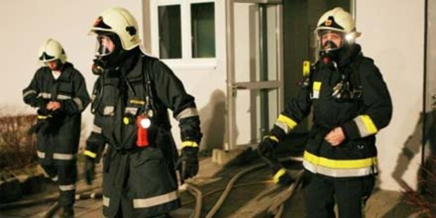 Haus in Wien im letzten Moment evakuiert