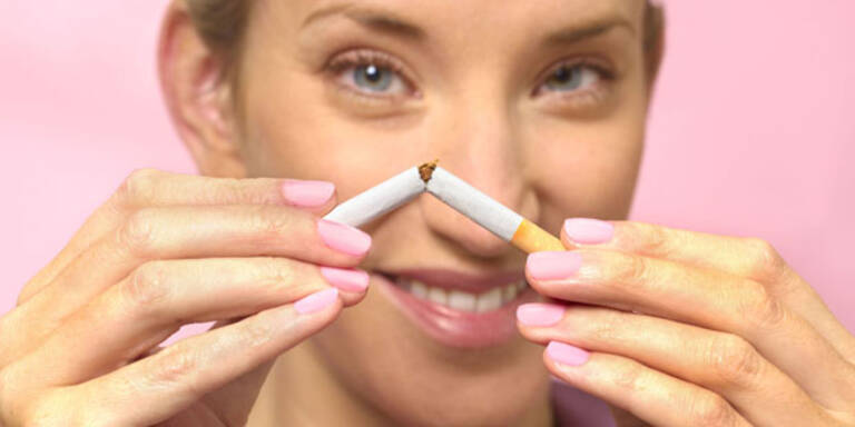 Aufhören zu rauchen: So verändert sich der Körper!