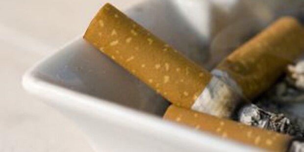 Rauchen wichtiger als Partnerschaft