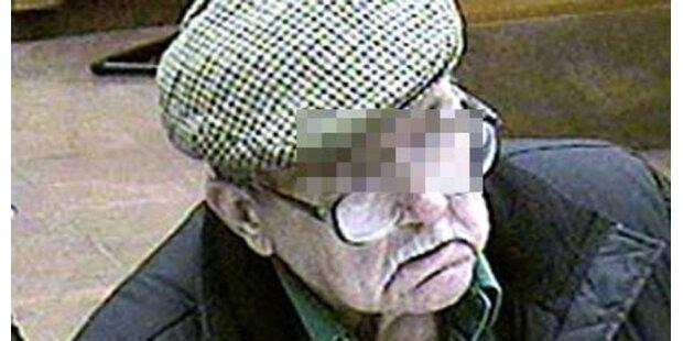 Bankraub-Opa zu 4 Jahren verurteilt
