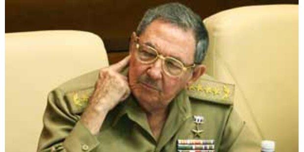 Raul Castro will Kuba verändern