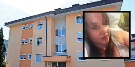 Schwangere ermordet: Kinder waren bei Horror-Tat in Wohnung