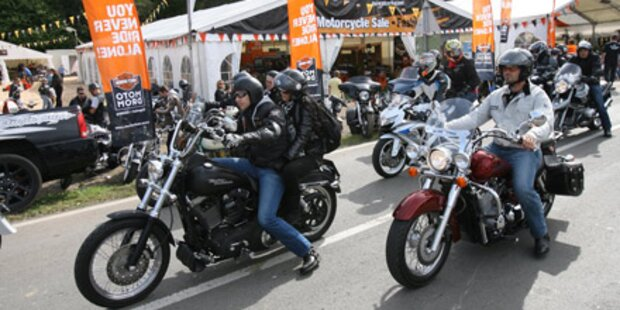 Bike Week: Veranstalter sind zufrieden