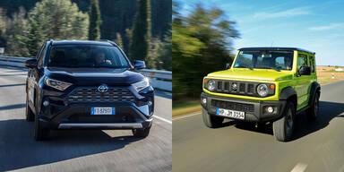 Toyota und Suzuki forcieren Allianz