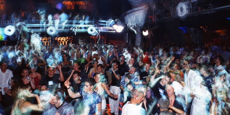 Polizei löste illegale Rave-Party auf
