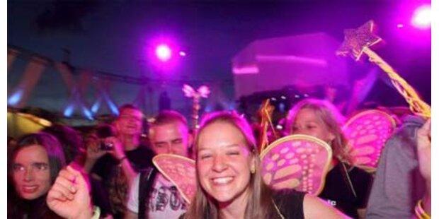 Polizei löst illegale Rave-Party auf