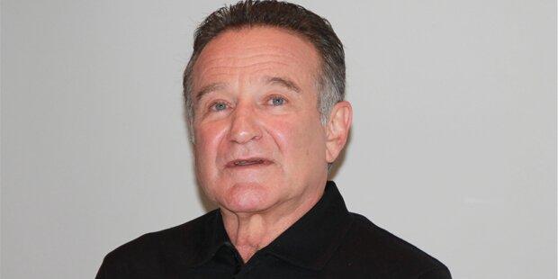 Robin Williams schon eingeäschert