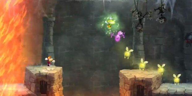 Rayman Legends ist ab sofort verfügbar