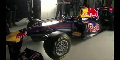 """Red Bull: der RB7 trägt die """"Nase"""" höher"""