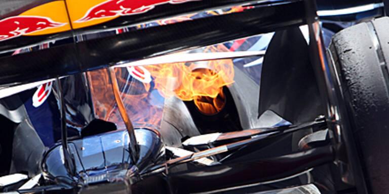 FIA ändert Auspuff-Regelung doch nicht