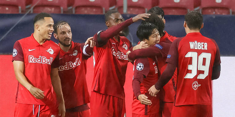 Salzburg vor Bayern-Hit gegen Sturm Graz