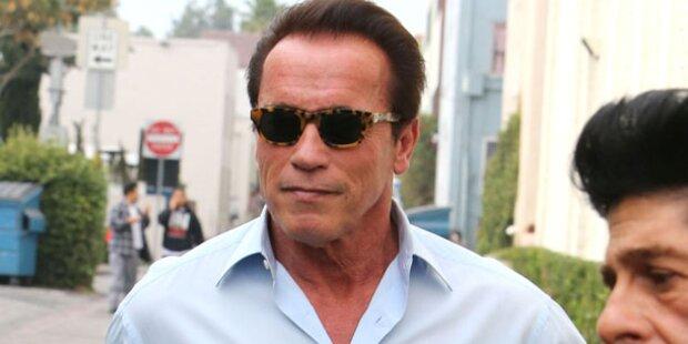 Schwarzeneggers neuer Start ins Glück