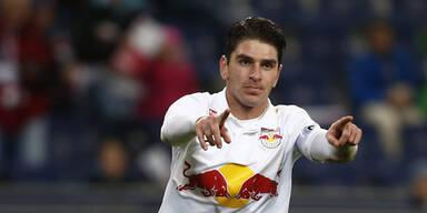 Red Bull Salzburg verliert  gegen Villareal mit 1:3