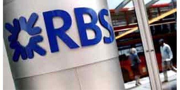 Royal Bank of Scotland mit Millionen-Minus