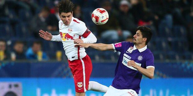 Sieg für Red Bull Salzburg